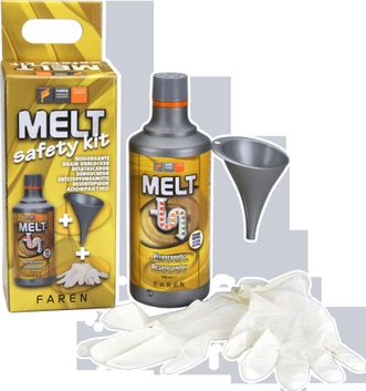 Melt - Professional Unblocker Safety Kit 750ml