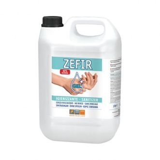Sanitizer Gel Zefir 5ltrs
