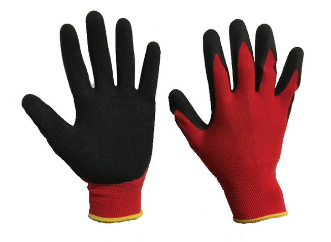 Latex Coated Gloves GS400